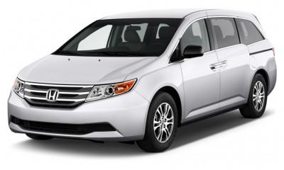 2012 Honda Odyssey Photos