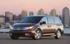 2012 Honda Odyssey: Recall-Alert