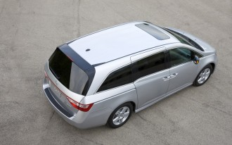 2012 Honda Odyssey Video Road Test