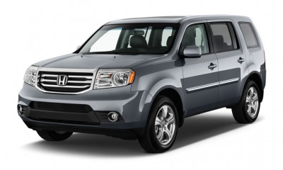 2012 Honda Pilot Photos