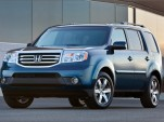 Honda Recalls 748,000 Pilot SUVs, Odyssey Minivans For Airbag Defect