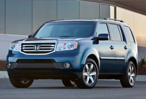 2012 Family Crossovers With The Best Cargo Flexibility
