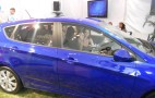 2012 Hyundai Accent Sneak Peek From Coachella Live