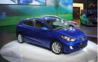 2012 Hyundai Accent: 2011 New York Auto Show Live Photos
