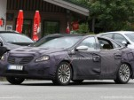 2012 Hyundai Azera (Grandeur) spy shots