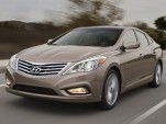 2012 Hyundai Azera Priced From $32,000
