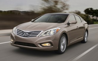 2012 Hyundai Azera Preview: 2011 Los Angeles Auto Show