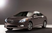 2012 Hyundai Azera Photos