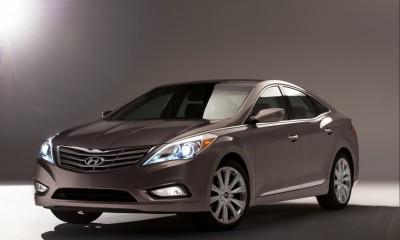 2012 Hyundai Azera Photos