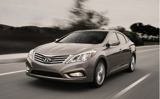 2012 Hyundai Azera Video Road Test