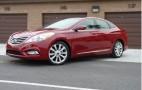 2012 Hyundai Azera: First Drive