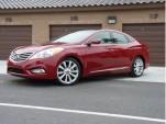 2012 Hyundai Azera  -  First Drive, 2/2012