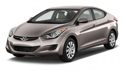 2012 Hyundai Elantra Photos