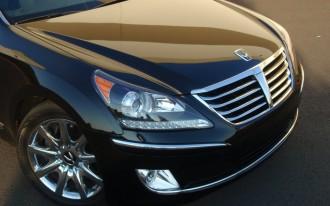 2012 Hyundai Equus Signature: Driven