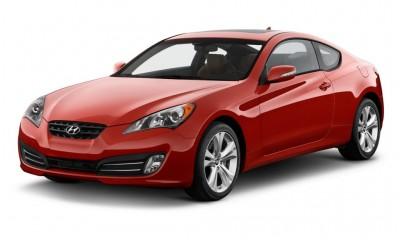 2012 Hyundai Genesis Coupe Photos