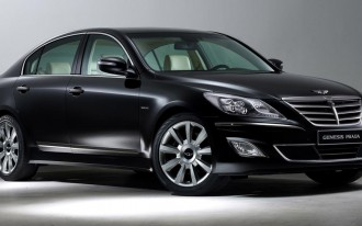 2014 Hyundai Genesis, Equus To Get Ten-Speed Automatic?