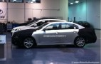 Spy Shots: 2012 Hyundai Genesis Facelift 