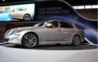 2012 Hyundai Genesis R-Spec Sedan Live Photos: 2011 Chicago Auto Show