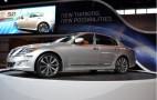 2012 Hyundai Genesis R-Spec Sedan Live Photos: 2011 Chicago Auto Show