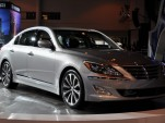 2012 Hyundai Genesis Sedan R-Spec