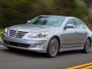 2012 Hyundai Genesis 4-Door Sedan V8 5.0L
