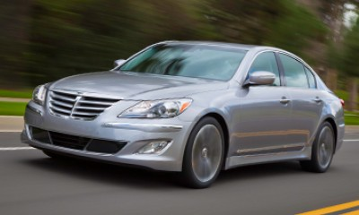 2012 Hyundai Genesis Photos