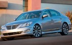 2013 Hyundai Genesis Sedan Gets Changes To Engine Lineup