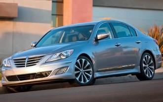 2009-2012 Hyundai Genesis Recalled For Braking Problem, 43,500 Vehicles Affected