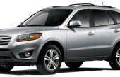 2012 Hyundai Santa Fe Photos