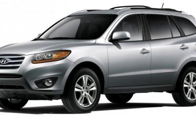 2012 Hyundai Santa Fe Photos