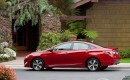 2012 Hyundai Sonata Hybrid Priced From $25,850