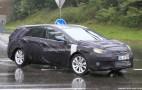 Spy Shots: 2012 Hyundai Sonata Wagon
