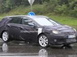 2012 Hyundai Sonata Wagon spy shots