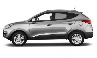 2012 Hyundai Tucson Photos