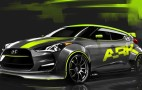 'Rally-Ready' 2012 Hyundai Veloster Headed To SEMA