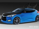 2012 Hyundai Veloster by PM Lifestyle