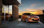2012 Hyundai Veloster Preview: 2011 Detroit Auto Show