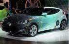 2011 Detroit Auto Show: 2012 Hyundai Veloster Live Photos
