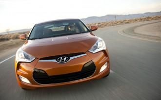 Hyundai Recalls 2012 Veloster For Sunroof, Parking-Brake Flaws