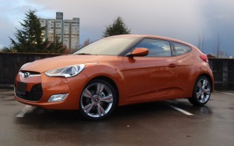 2012 Hyundai Veloster: TheCarConnection's Six-Month Road Test