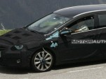 2012 Hyundai Wagon spy shots