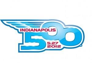 2012 Indy 500 logo