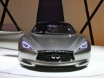 Infiniti Emerg-E Makes U.S. Debut At Pebble Beach Concours