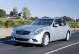 2012 Infiniti G25 Sedan
