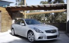 Infiniti Trademarks G35h, G30t and G22d Model Names