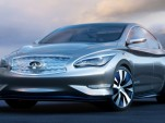 Infiniti's 'Luxury Leaf' Electric Car Will Wait For Inductive Charging