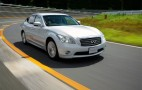 2012 Infiniti M35h Preview