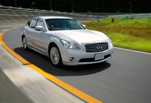 2012 Infiniti M35h Set For 2010 Los Angeles Auto Show Debut
