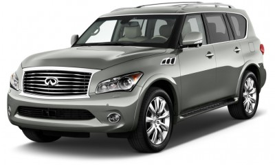 2012 Infiniti QX56 Photos