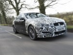 2012 Jaguar XF development mule